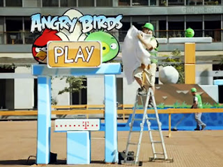 jeux angry birds street rue barcelone