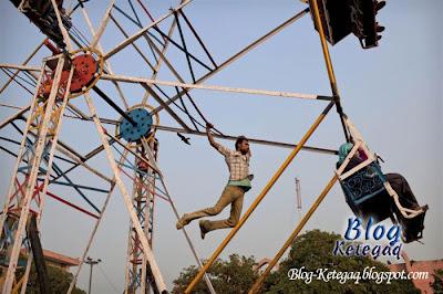 Roda Ferris di India