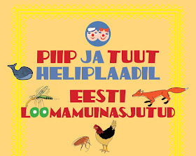 PIIP JA TUUT LOEVAD MUINASJUTTE