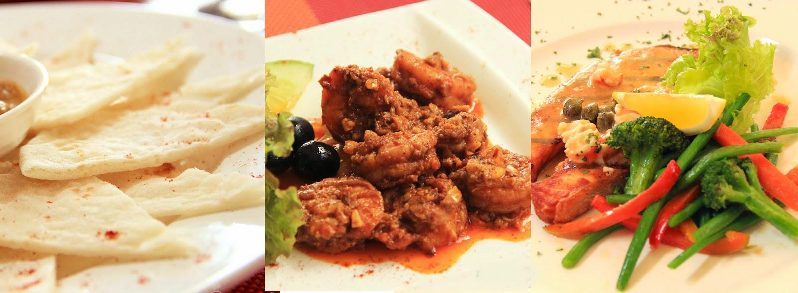 Mango Tours Microtel by Wyndham Sto. Tomas Batangas Millie's Restaurant food 2
