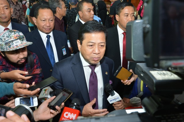 DPR Teken Zona Integritas Bebas Korupsi