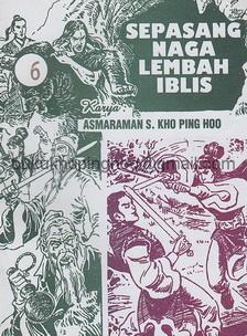 SERIAL SEPASANG NAGA LEMBAH IBLIS