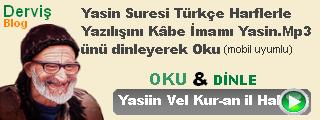 Yasin+suresi+türkçe+okunuşu+yazılışı