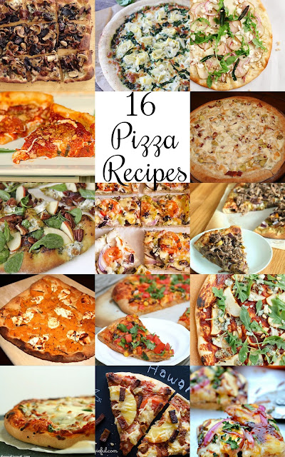 National Pizza Month Round-Up: 16 Delicious Pizzas
