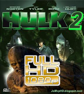 The Hulk 2 มนุษย์ตัวเขียวจอมพลัง ภาค2 HD 2008 FullHD1080p
