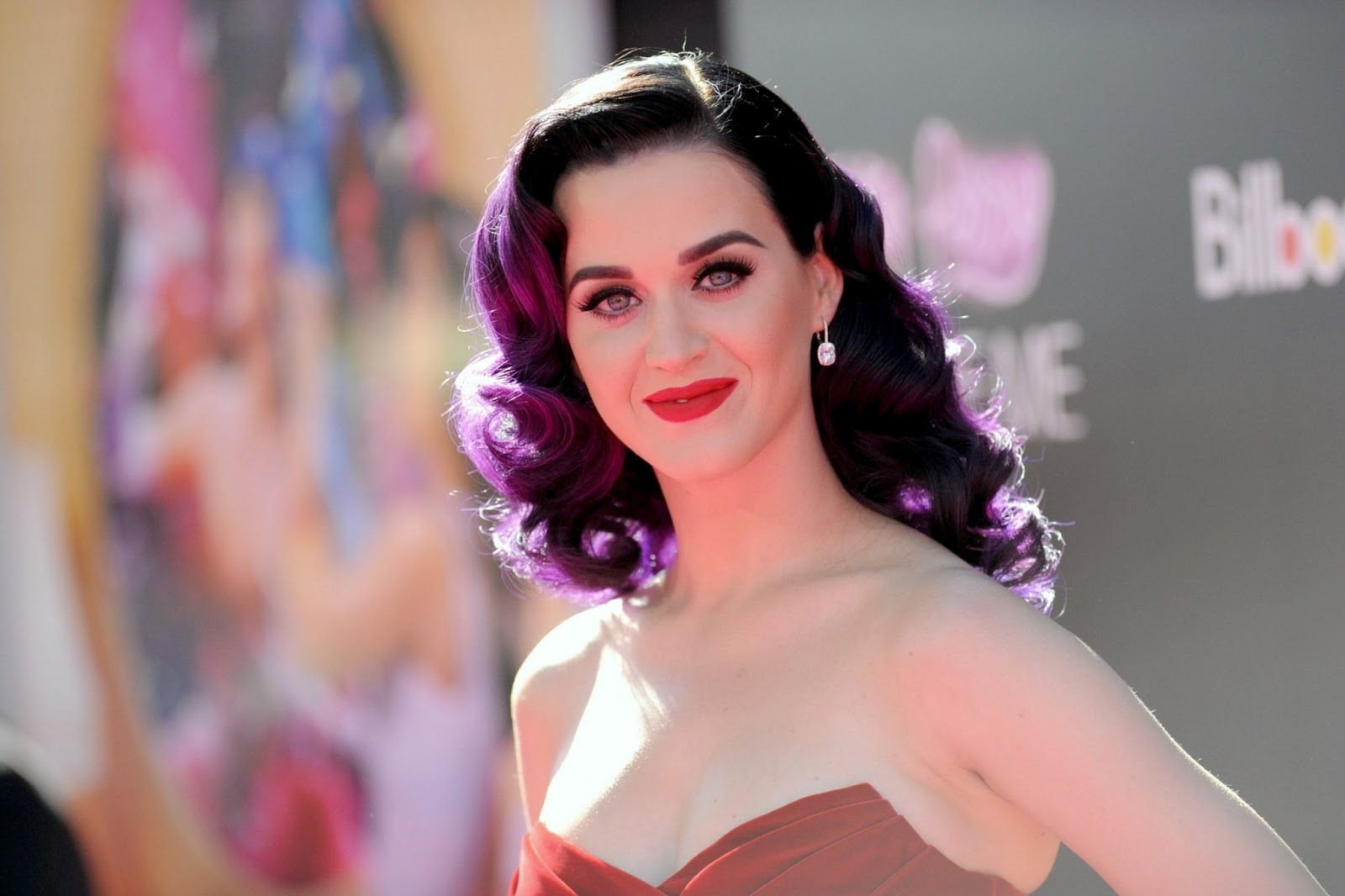 Katy perry concret wallpaper