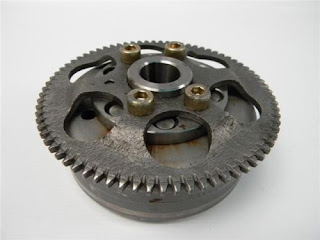 Honda NSR 125 JC20 88-93 Flywheel #26908