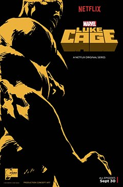 NETFLIX LUKE CAGE: SEP 30