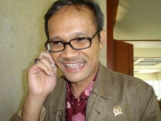 Aria Bima, anggota DPR RI dari Fraksi PDI Perjuangan