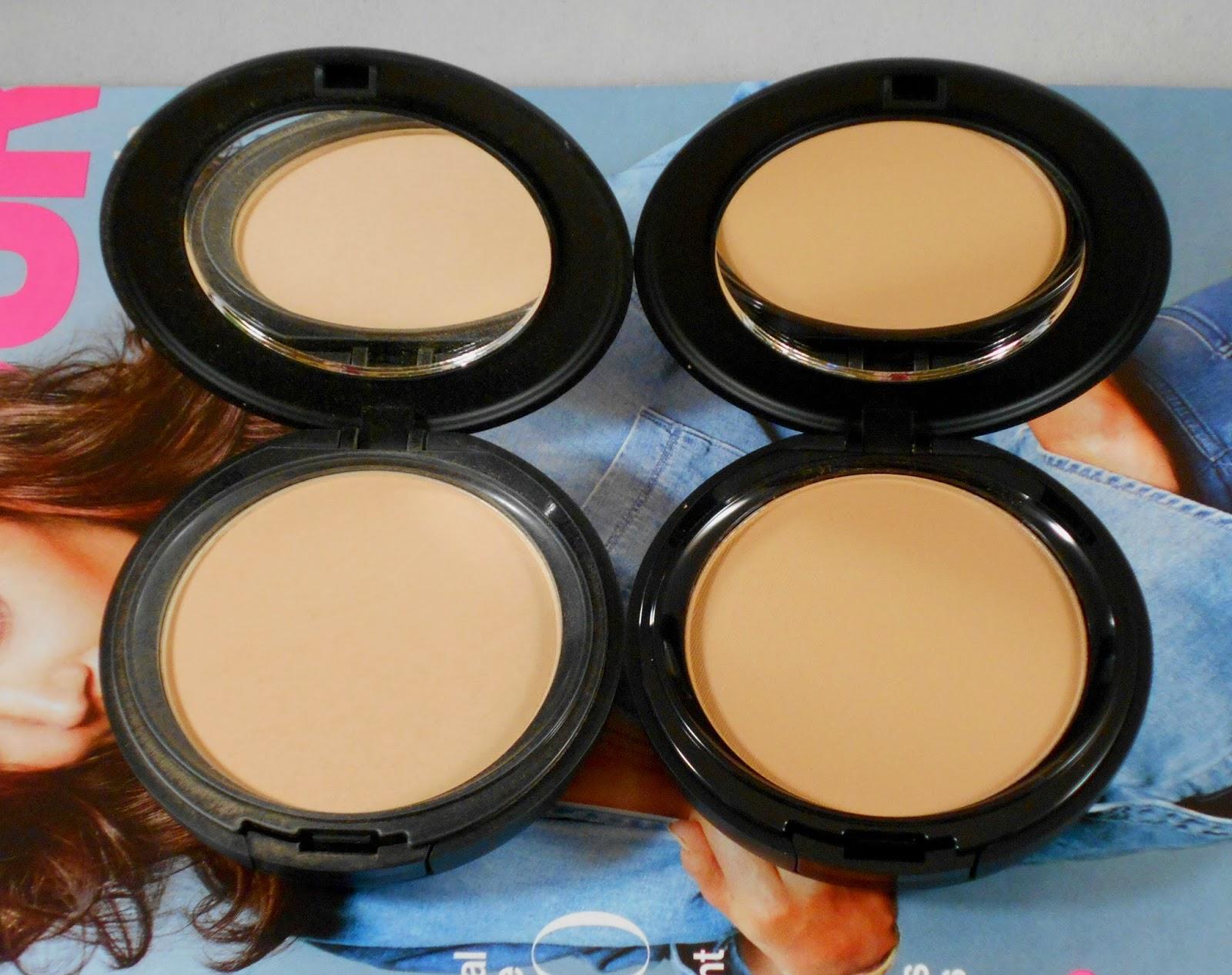 BH Cosmetics Studio Pro Matte Finish Pressed Powder