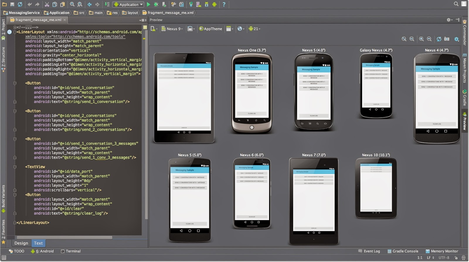 Android Studio - The official Android IDE