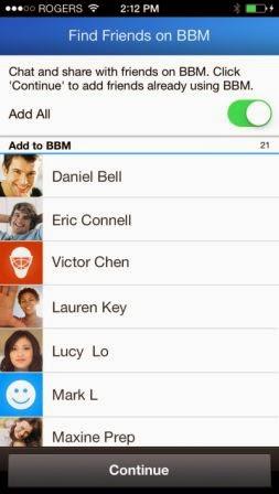 Update BBM untuk Android dan iOS membawah fitur baru