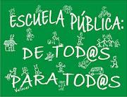 Defendiendo la educación pública