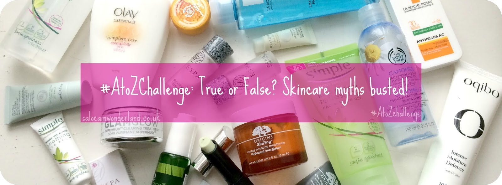 true or false skincare myths