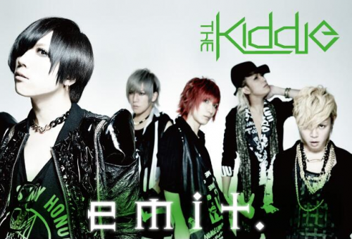 Visual★Scandal☆3۞: [Maxi-Single] THE KIDDIE - emit. (