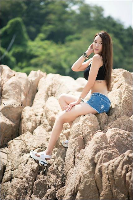 5 Yu Ri An - very cute asian girl-girlcute4u.blogspot.com