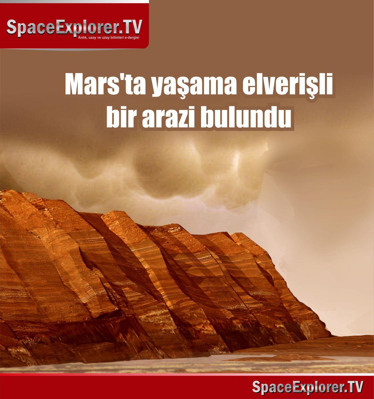 Mars, Merih, Uzayda hayat var mı?, Mars'ta yaşam var mı, NASA, Merak (Curiosity), California Teknoloji Enstitüsü, Opportunity kâşif robot,