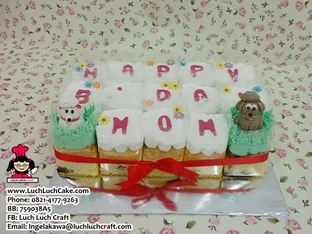 Mini Cake Anjing Daerah Surabaya - Sidoarjo