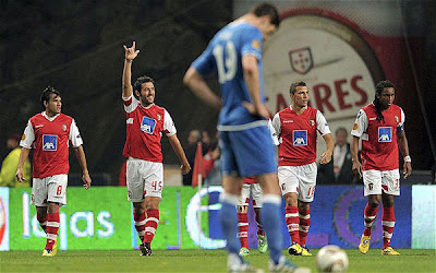 Braga 1 - 0 Birmingham City (2)