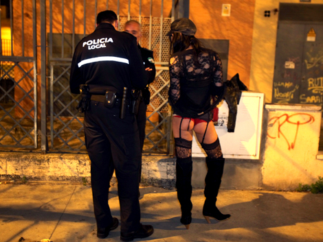 prostitución voluntaria prostitutas veteranas