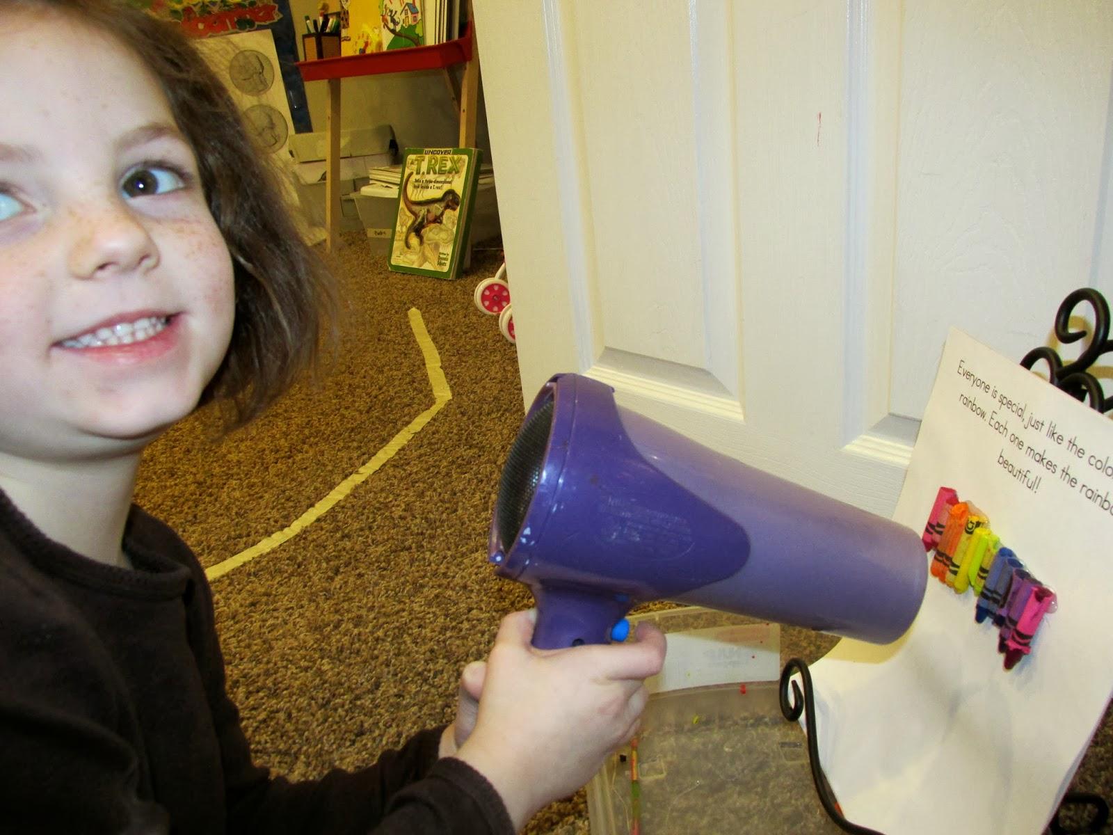 Martin Luther King Jr preschool craft activity