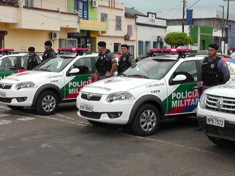 Policiamento em Coari é reforçado com 7 novas viaturas entregues pelo Governo do Estado Publicado em CIDADES, DESTAQUES com NENHUM