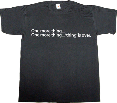 apple steve jobs keynote old school t-shirt ephemeral-t-shirts