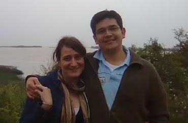 Pasores Julian y Gisel Franco.