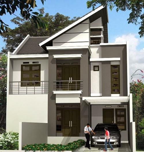 Rumah Idaman Minimalis Kumpulan Gambar Desain Terbaru 2015 ...
