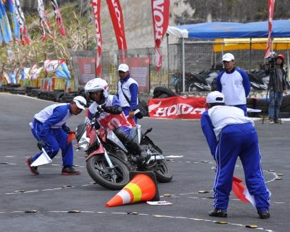 The 6th Astra Honda Safety Riding Instructors Competition
