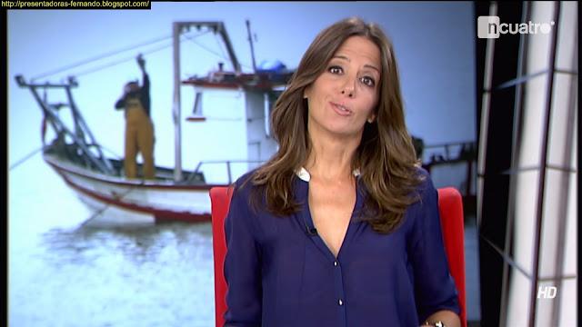 Monica Sanz escote