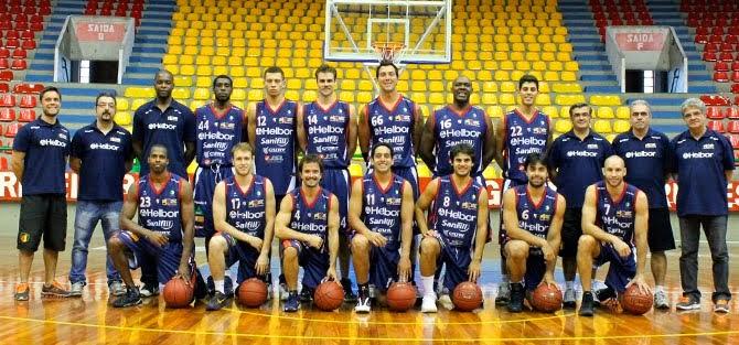 MOGI das CRUZES 2012-2013. Liga NBB-5