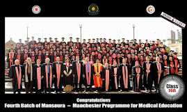 The 4 th batch of Mansoura Manchester programme