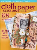 Published in Cloth Paper Scissors January 2016