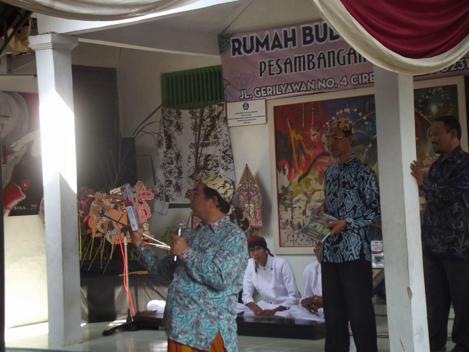 Wayang Kulit Cirebon