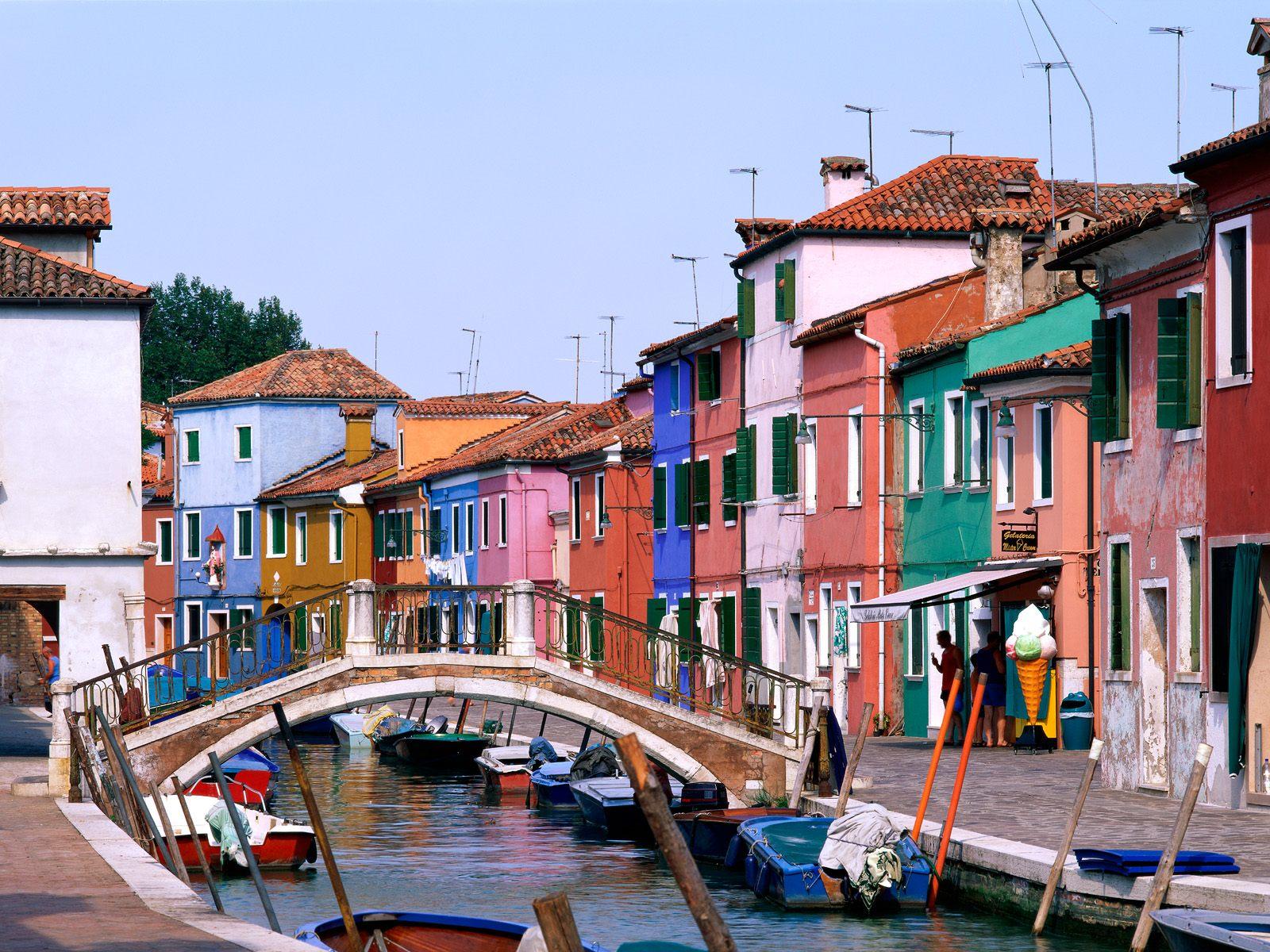 Cities in World: Venice Italy