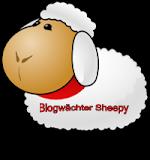 ♥ Sheepy ♥  mein Blogwächter