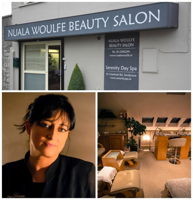 Nuala Woulfe Beauty Salon and Serenity Day Spa