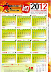 CALENDARIO LABORAL 2012. AYTO. DE CADIZ.