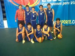 basquetbol BASICA VARONES 2014