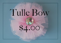 Tulle Bow