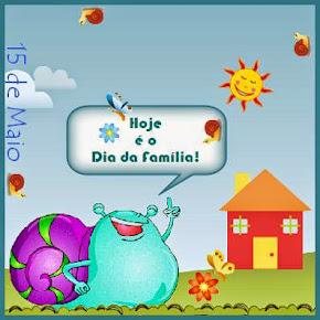 15 de Maio - Dia da Família