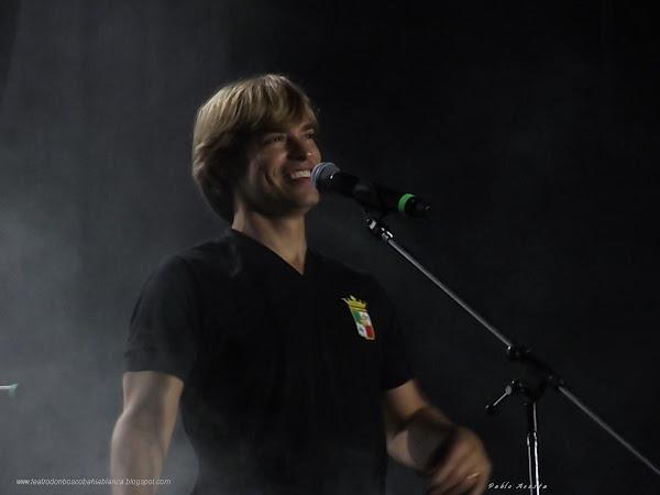 Carlos Baute en Bahía