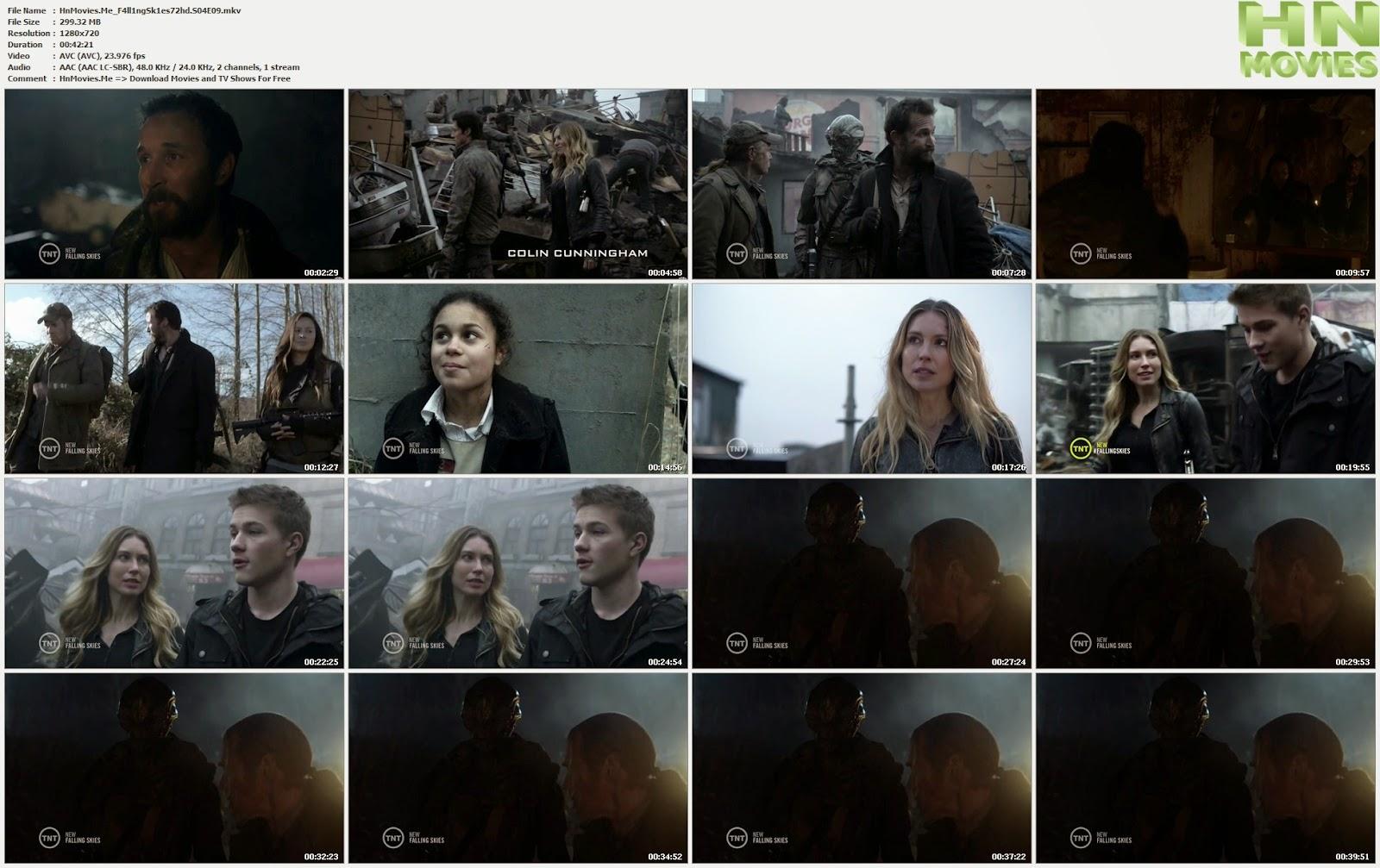 Falling Skies S04E09 720p HDTV 300MB