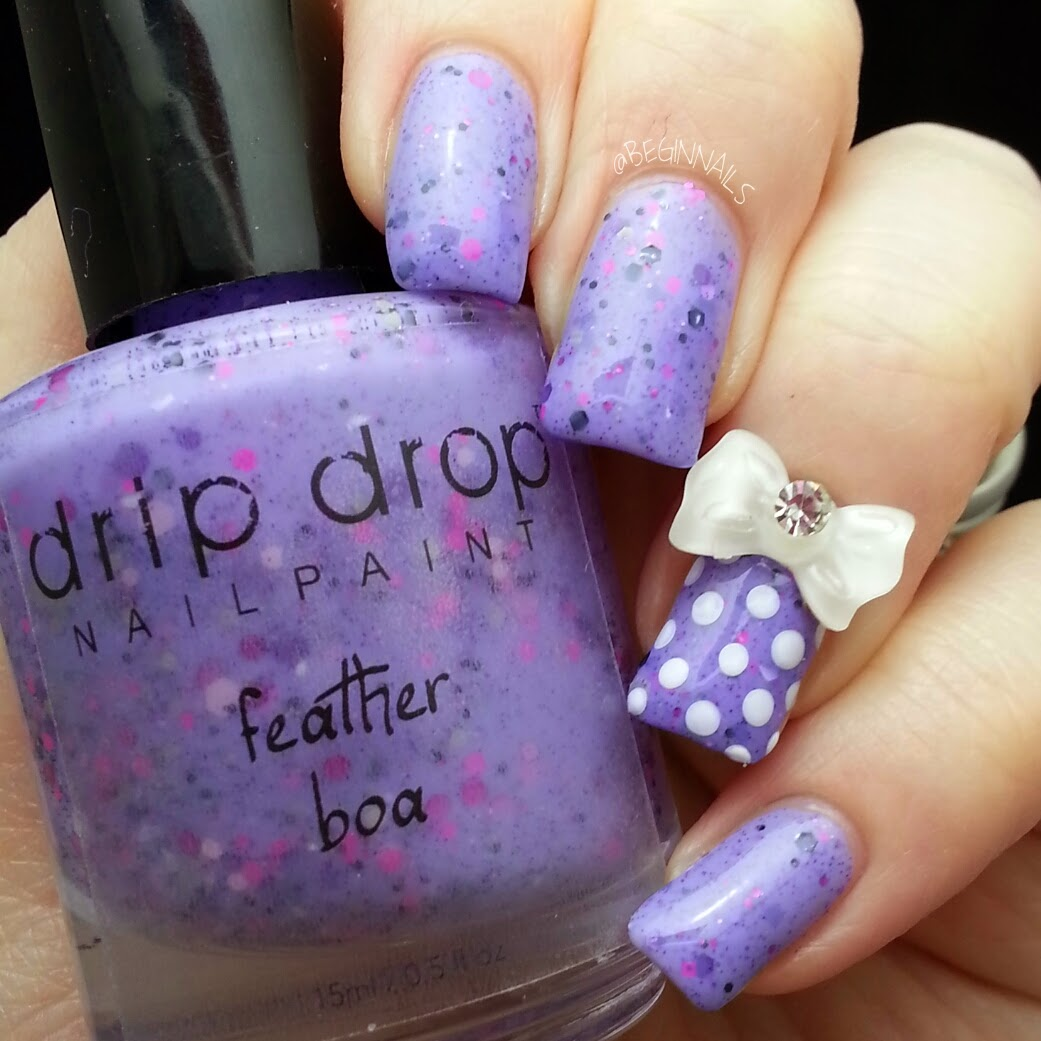 Let\'s Begin Nails: Drip Drop Nail Paint Limited Edition Mystery Trio ...