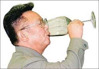 Kim Jong Il is very fond of Hennessy