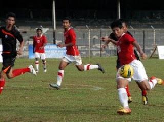 HASIL SKOR TIMNAS U-21 VS MYANMAR