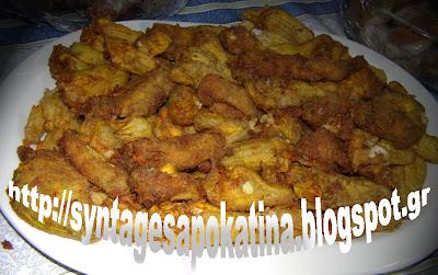 λουλουδάκια γεμιστά (κολοκυθοανθοί) http://syntagesapokatina.blogs