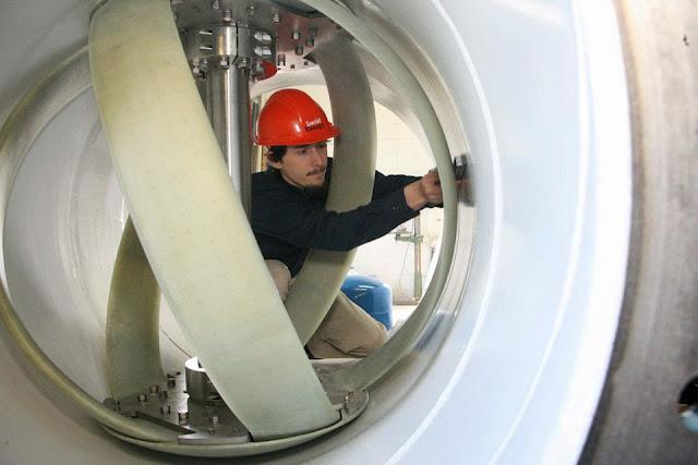 Portland gera energia através de turbinas instaladas no encanamento da cidade
