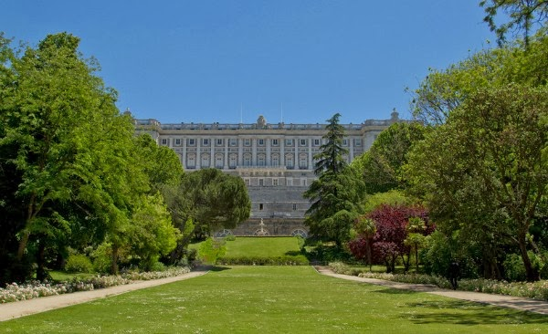 Jardines Campo del Moro